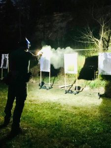 Low Light Course at Blue Ridge Marksmanship